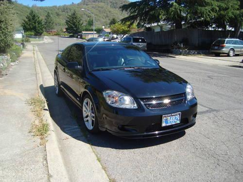 2010 chevy cobalt ss turbocharged 2 0l black 30 xxx. Black Bedroom Furniture Sets. Home Design Ideas