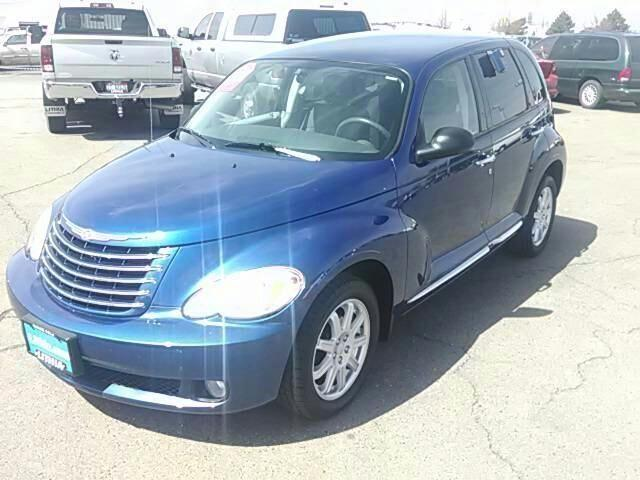 2010 chrysler pt cruiser 4dr front wheel drive classic classic for sale in hollister idaho. Black Bedroom Furniture Sets. Home Design Ideas