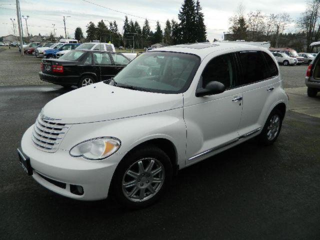 2010 chrysler pt cruiser classic 1 owner lease return for sale in five corners washington. Black Bedroom Furniture Sets. Home Design Ideas