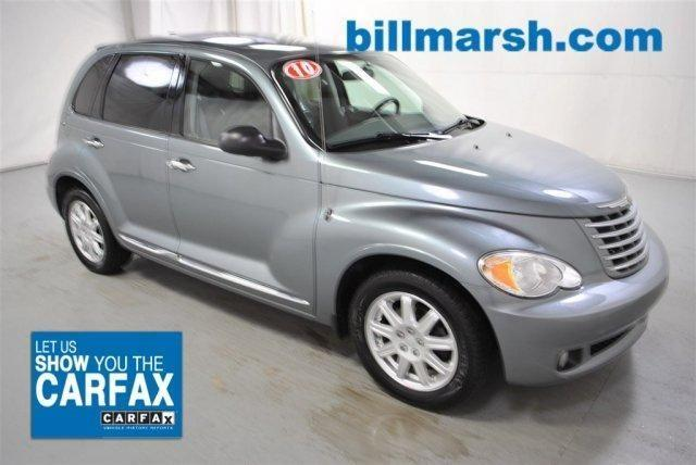 2010 chrysler pt cruiser classic car for sale in traverse city michigan classified. Black Bedroom Furniture Sets. Home Design Ideas