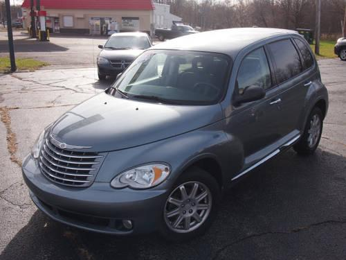2010 chrysler pt cruiser wagon classic for sale in jackson michigan classified. Black Bedroom Furniture Sets. Home Design Ideas