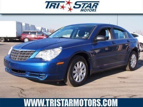 2010 Chrysler Sebring 4 Door Sedan For Sale In Blairsville