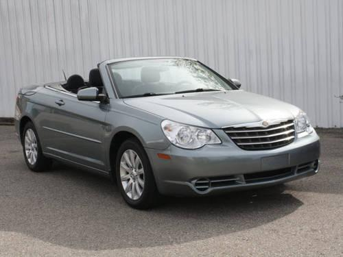 2010 chrysler sebring convertible touring for sale in new era michigan classified. Black Bedroom Furniture Sets. Home Design Ideas