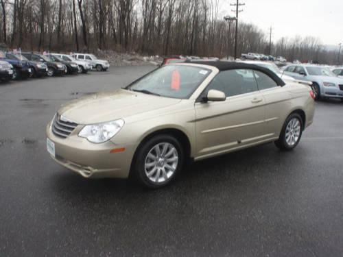 2010 chrysler sebring convertible touring for sale in beemerville new jersey classified