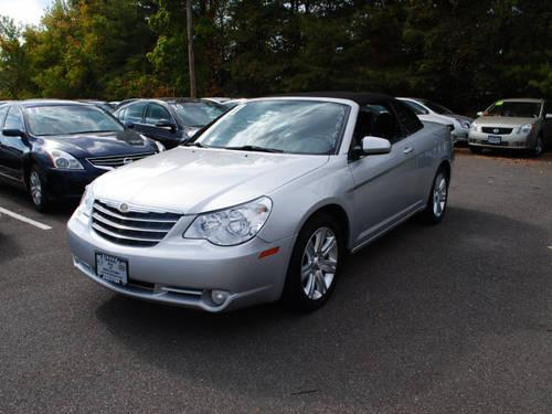 2010 chrysler sebring convertible touring for sale in new hampton new york classified