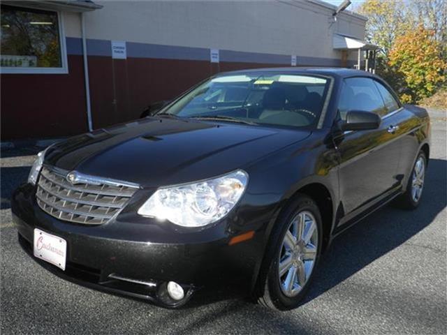 2010 Chrysler Sebring Limited Limited 2dr Convertible