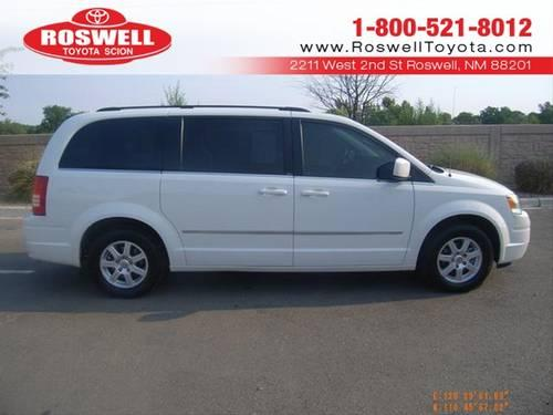 2010 chrysler town country minivan touring for sale in elkins new mexico classified. Black Bedroom Furniture Sets. Home Design Ideas