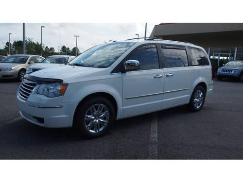 2010 Chrysler Town And Country Mini Van Limited For Sale