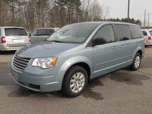 2010 chrysler town and country mini van lx for sale in newington new. Cars Review. Best American Auto & Cars Review