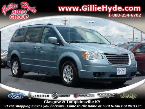 2010 chrysler town and country mini van touring for sale in dry fork kentucky classified. Black Bedroom Furniture Sets. Home Design Ideas