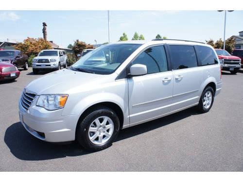 2010 chrysler town and country mini van touring for sale in newberg. Cars Review. Best American Auto & Cars Review