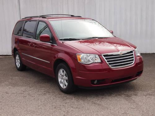 2010 chrysler town and country mini van touring for sale in new era michigan classified. Black Bedroom Furniture Sets. Home Design Ideas