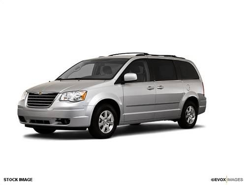 2010 chrysler town and country mini van touring for sale in kokomo. Cars Review. Best American Auto & Cars Review