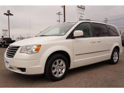 2010 chrysler town and country mini van touring w nav dvd for sale in. Cars Review. Best American Auto & Cars Review