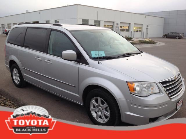 2010 chrysler town and country touring touring 4dr mini van for sale in jolly acres south. Black Bedroom Furniture Sets. Home Design Ideas