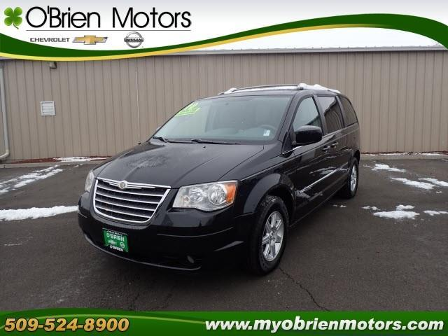 2010 chrysler town and country touring touring 4dr mini van for sale in walla walla washington. Black Bedroom Furniture Sets. Home Design Ideas