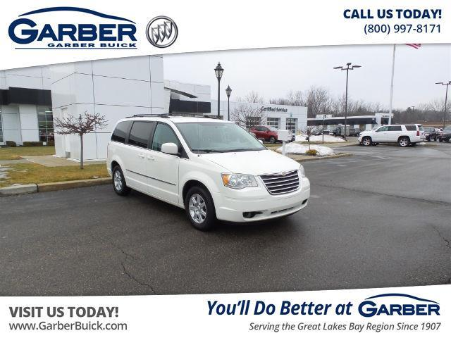 2010 chrysler town and country touring touring 4dr mini van for sale in saginaw michigan. Black Bedroom Furniture Sets. Home Design Ideas