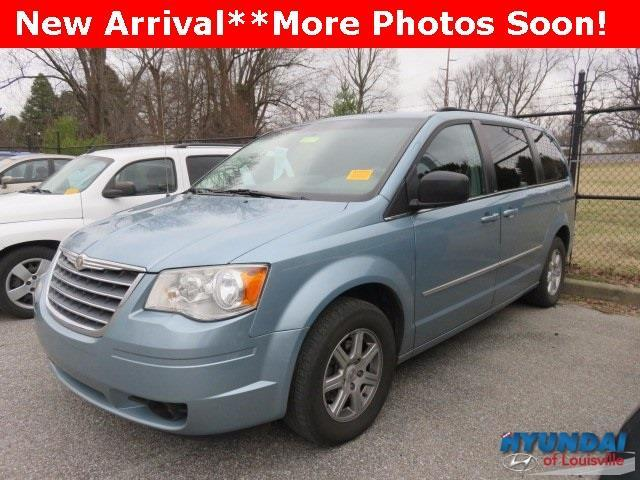 2010 chrysler town and country touring touring 4dr mini van for sale in louisville kentucky. Black Bedroom Furniture Sets. Home Design Ideas