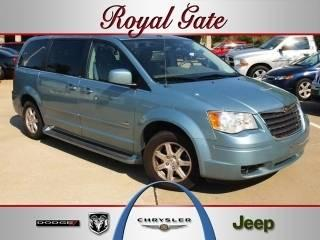 2010 Chrysler Town Amp Country 4dr Wgn Touring Plus For Sale