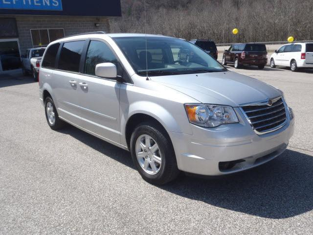 2010 chrysler town country touring for sale in danville west virginia classified. Black Bedroom Furniture Sets. Home Design Ideas