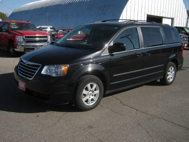 2010 chrysler town country touring for sale in spencer iowa classified. Black Bedroom Furniture Sets. Home Design Ideas