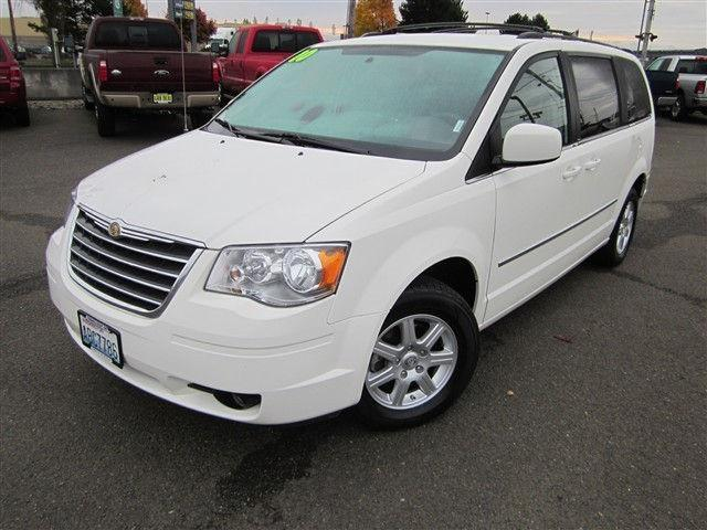2010 chrysler town country touring for sale in aberdeen washington classified. Black Bedroom Furniture Sets. Home Design Ideas
