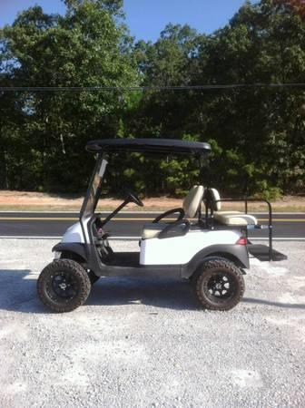 2010 Club Car Precedent Custom - ON SALE!!! - $4395