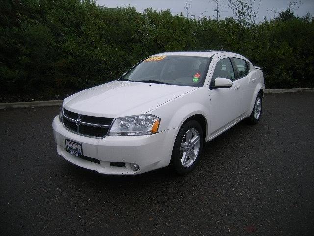 2010 dodge avenger 4dr front wheel drive sedan r t r t for sale in redding california. Black Bedroom Furniture Sets. Home Design Ideas