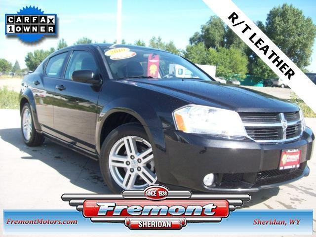 2010 dodge avenger r t for sale in sheridan wyoming classified. Black Bedroom Furniture Sets. Home Design Ideas