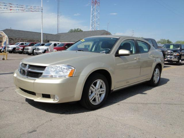 2010 dodge avenger r t for sale in ada oklahoma classified. Black Bedroom Furniture Sets. Home Design Ideas