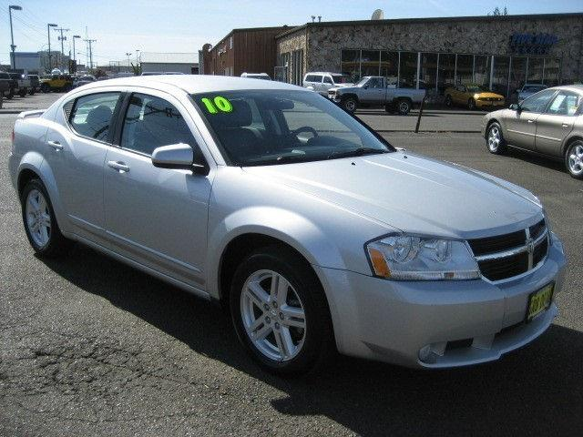 2010 dodge avenger r t for sale in aberdeen washington classified. Black Bedroom Furniture Sets. Home Design Ideas