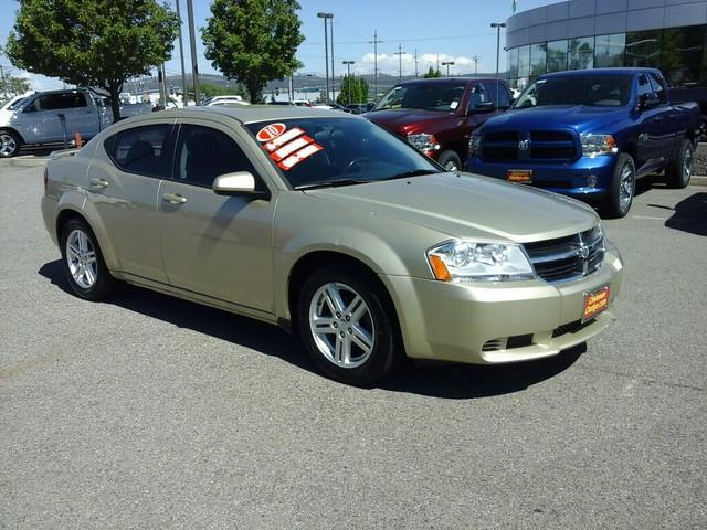 2010 dodge avenger r t r t 4dr sedan for sale in spokane washington classified. Black Bedroom Furniture Sets. Home Design Ideas