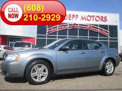 2010 Dodge Avenger R T W Leather For Sale In Middleton