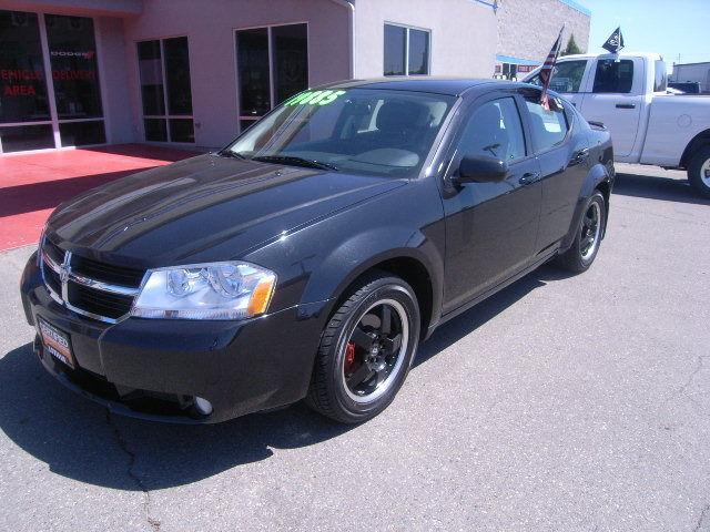 2010 dodge avenger r t for sale in twin falls idaho classified. Black Bedroom Furniture Sets. Home Design Ideas
