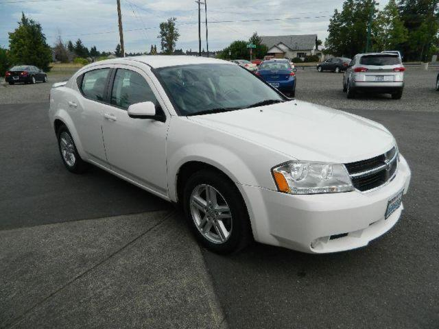 2010 dodge avenger rt lease return for sale in five corners washington classified. Black Bedroom Furniture Sets. Home Design Ideas