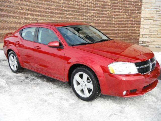 2010 dodge avenger sedan r t for sale in bull valley illinois classified. Black Bedroom Furniture Sets. Home Design Ideas