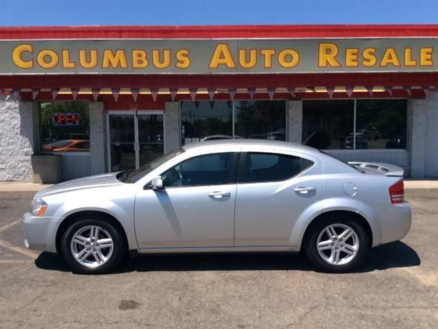 2010 dodge avenger sedan r t for sale in darbydale ohio classified. Black Bedroom Furniture Sets. Home Design Ideas