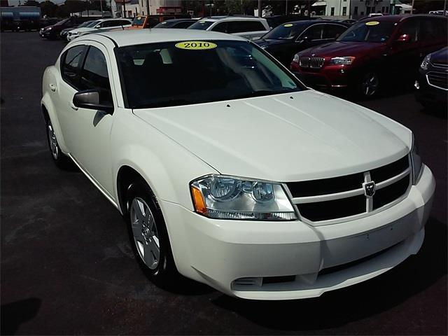 2010 Dodge Avenger SXT SXT 4dr Sedan