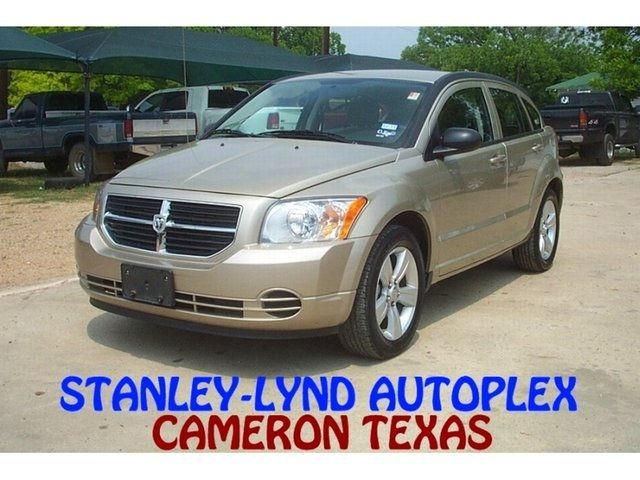 2010 Dodge Caliber Sxt For Sale In Cameron Texas