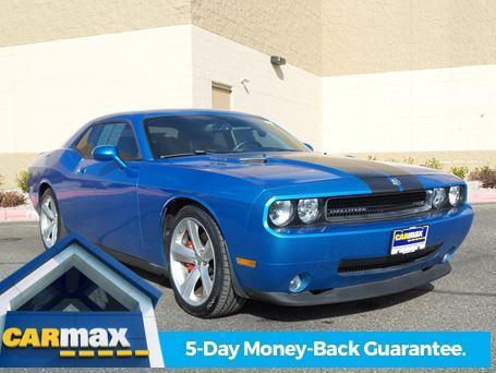 2010 Dodge Challenger SRT8 SRT8 2dr Coupe