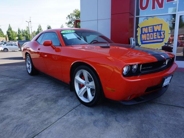 2010 dodge challenger srt8 srt8 2dr coupe for sale in portland oregon classified. Black Bedroom Furniture Sets. Home Design Ideas