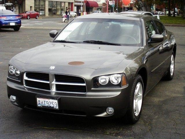2010 dodge charger 4 door sedan for sale in centralia. Black Bedroom Furniture Sets. Home Design Ideas