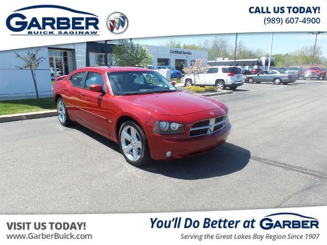 2010 Dodge Charger Rallye Rallye 4dr Sedan