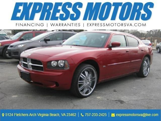 2010 dodge charger sxt 4dr sedan for sale in virginia