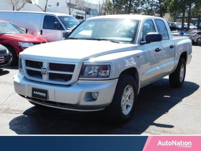 2010 Dodge Dakota 2WD Crew Cab