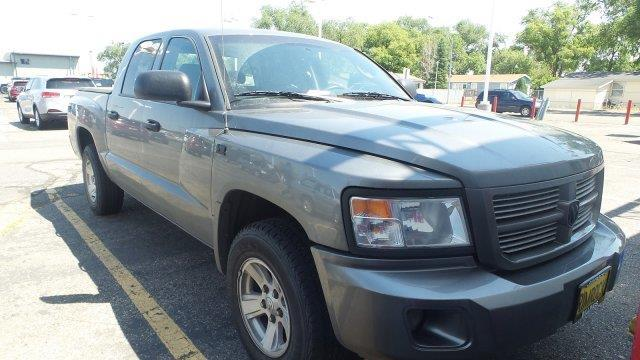 2010 dodge dakota big horn 4x4 big horn 4dr crew cab for. Black Bedroom Furniture Sets. Home Design Ideas