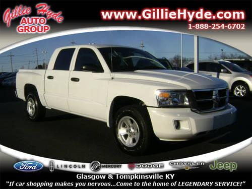2010 Dodge Dakota Crew Cab For Sale In Dry Fork Kentucky