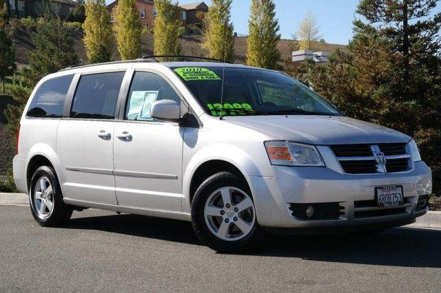 2010 Dodge Grand Caravan Sxt Vallejo Ca For Sale In