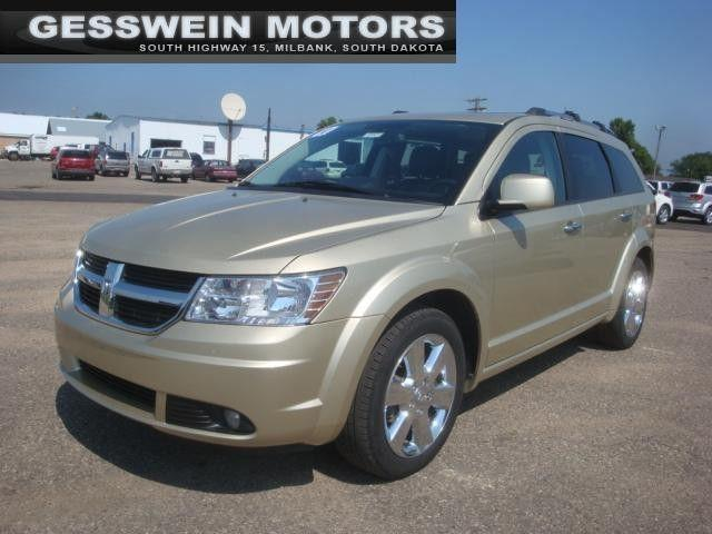 2010 dodge journey r t for sale in milbank south dakota classified. Black Bedroom Furniture Sets. Home Design Ideas