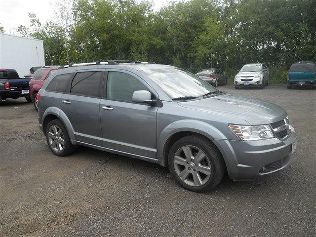 2010 Dodge Journey R/T AWD R/T 4dr SUV (midyear